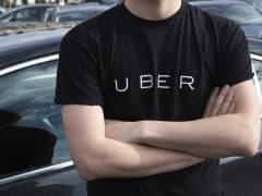Uber shirt