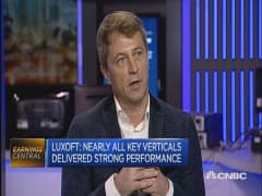 Why Luxoft is 'very bullish' going forward: CEO