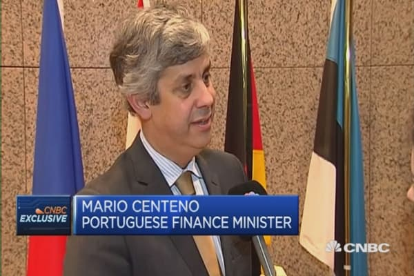 Portugal fin min: Must maintain positive market perception