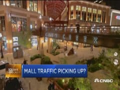 Consumers remain in malls: Taubman CEO