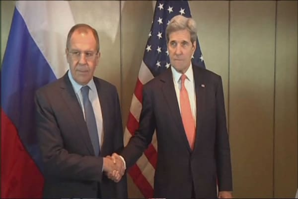 Major powers agree to 'cessation of hostilities' in Syria
