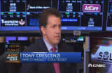 Crescenzi: Let markets adjust to turmoil