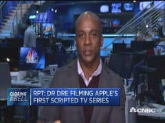 Dr. Dre filming Apple's first scripted TV series: Report