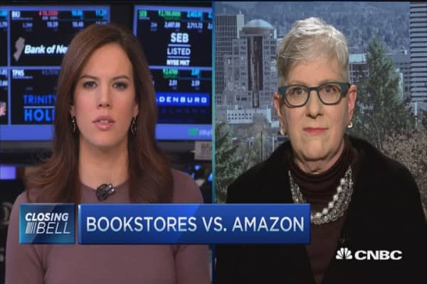 Powell's Books CEO: Another generation of print readers coming