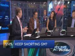 General Motors stalls