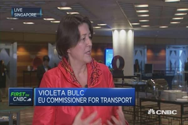 Violeta Bulc PKG