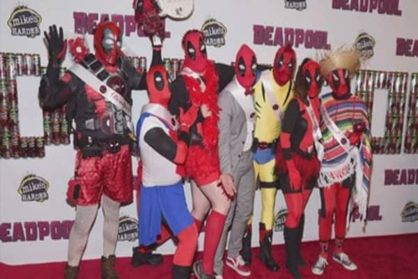 'Deadpool' scores record $135M weekend at box office