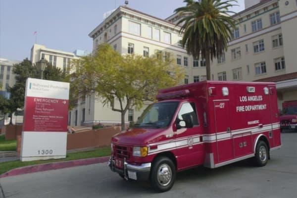 Hackers hold LA hospital hostage