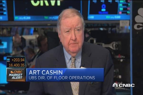 Cashin: Headwinds for Fed here