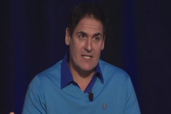 Mark Cuban defends Apple's actions