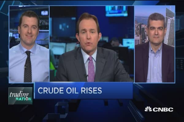 Trading Nation: Oil party or oil hangover?