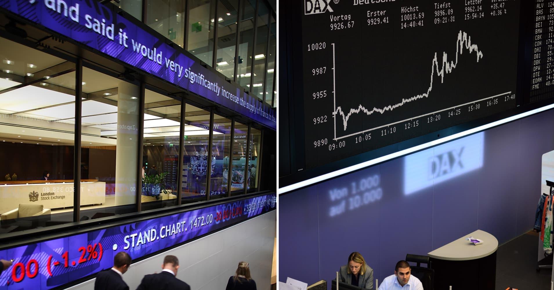 LSE-Deutsche Börse's $31 billion merger in doubt as UK exchange says it won't meet disposal deadline