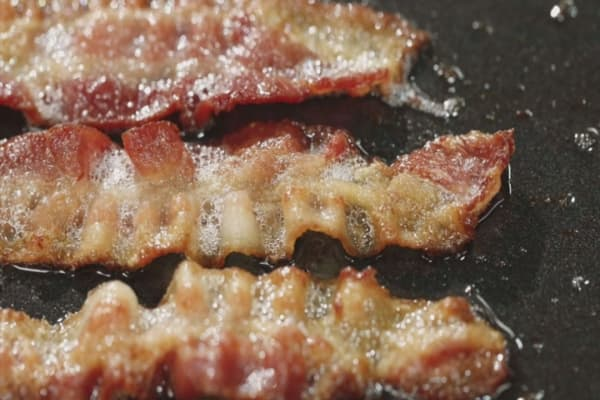 Good news for bacon lovers