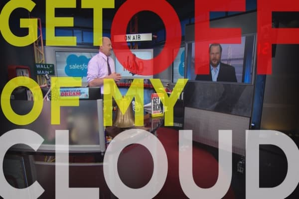 Cramer Remix: Fab vs. faux cloud stocks