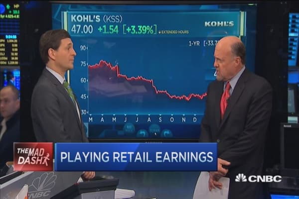 Cramer's Mad Dash: Best Buy 'not bad'