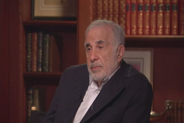 Icahn wants to buy rest of Federal-Mogul