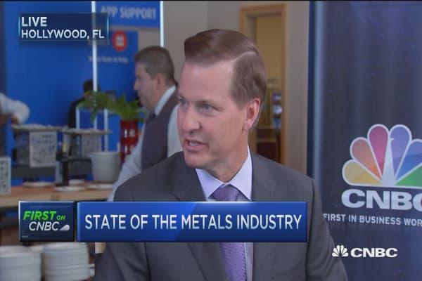 Newmont CEO: Gold demand is still strong