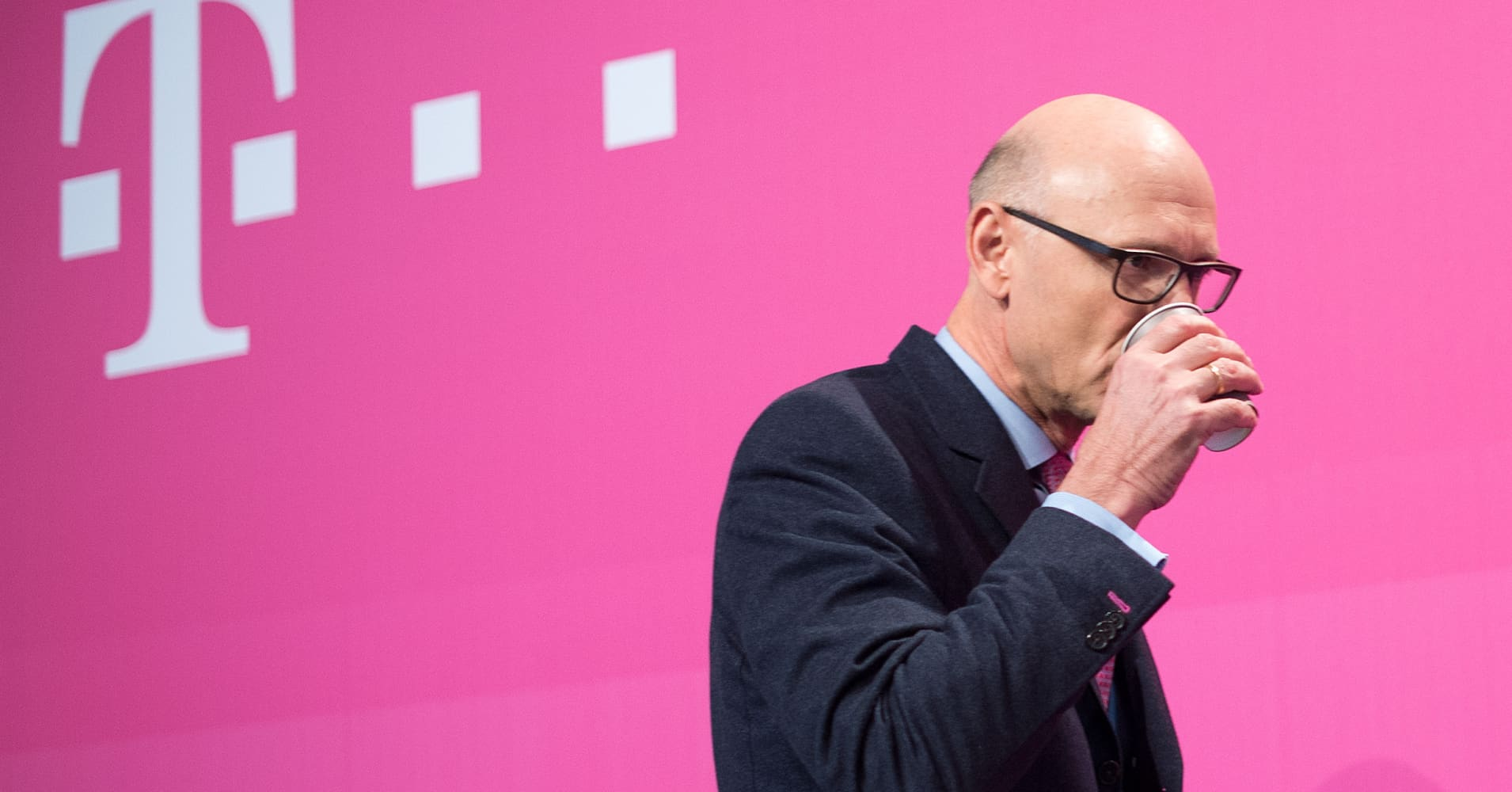 T-Mobile US set to take part in US merger talks, says Deutsche Telekom