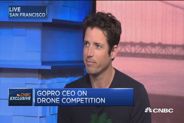 GoPro CEO: Mobile is best for editing and sharing
