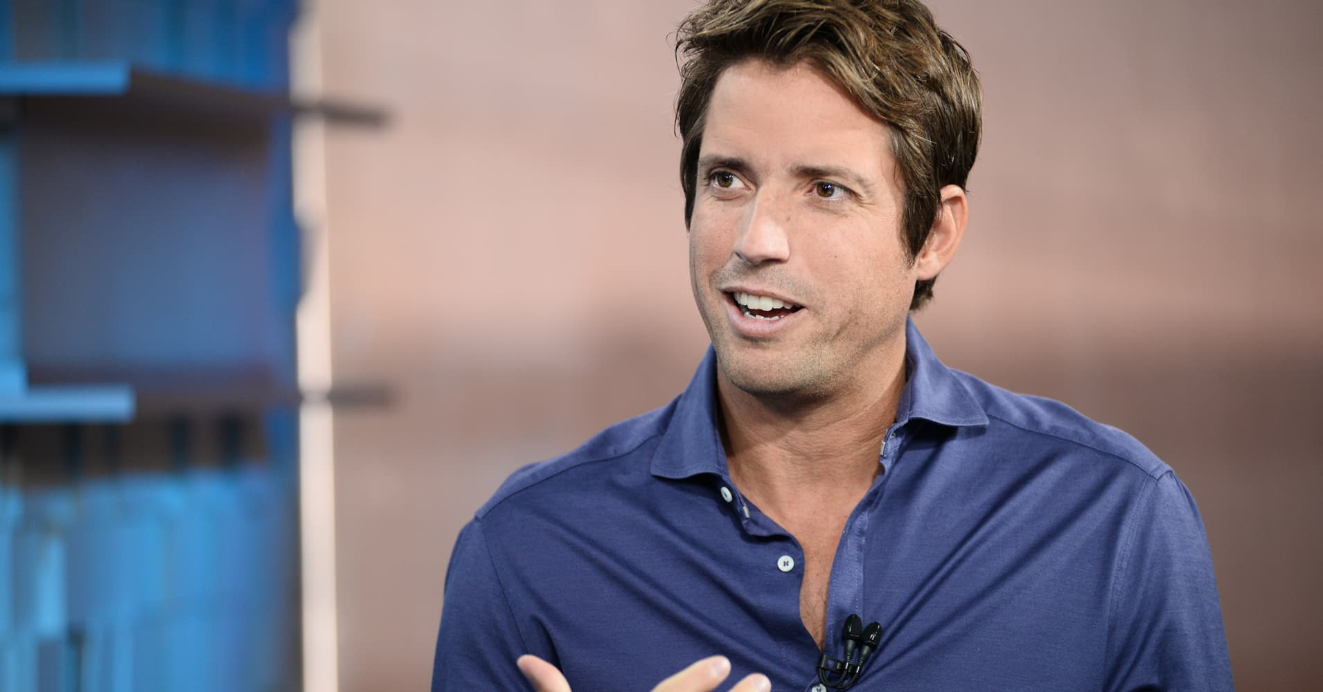 GoPro CEO defends company as stock drops 3%