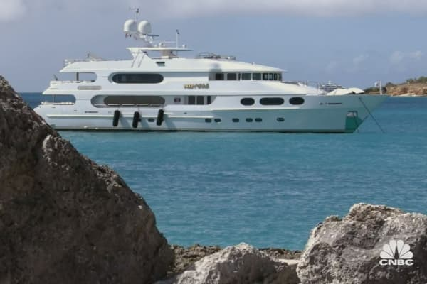 The Filthy Rich Guide: How to Park a Super-Yacht
