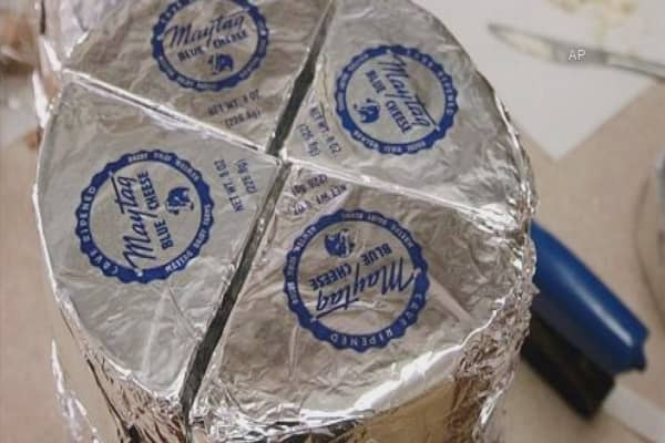 Whole Foods recalls Maytag blue cheese
