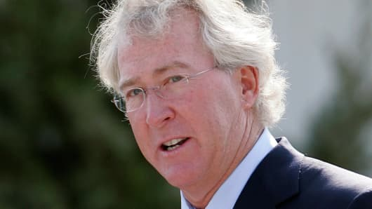 Aubrey McClendon, former chairman and chief executive officer of Chesapeake Energy.