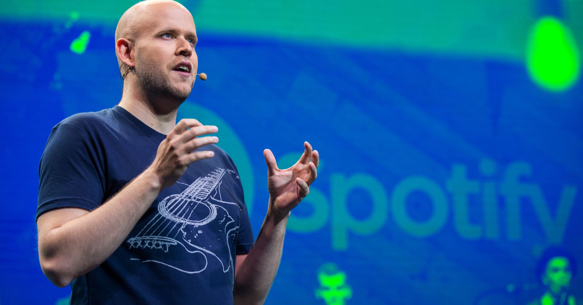 Spotify may go public without IPO
