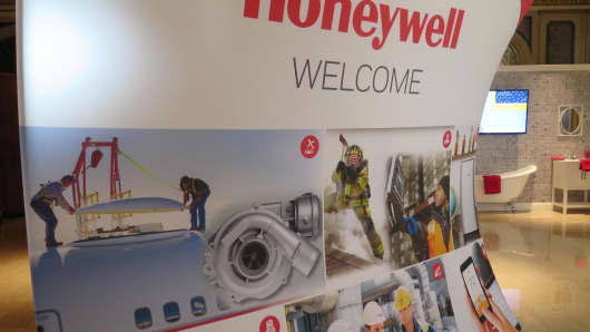 Honeywell International Inc. reiterated as Outperform By RBC Capital Markets
