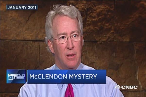 McClendon mystery deepens