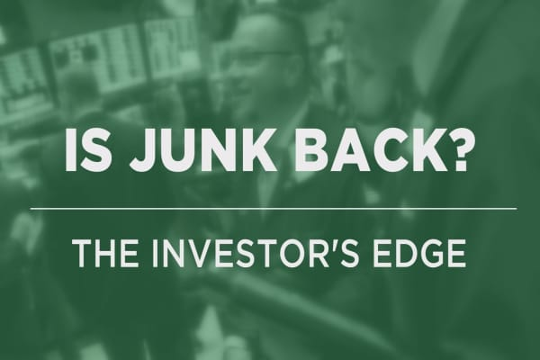 Can the Junk Bond Rally continue?