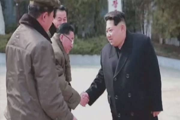North Korean leader Kim Jong Un readies nuclear weapons