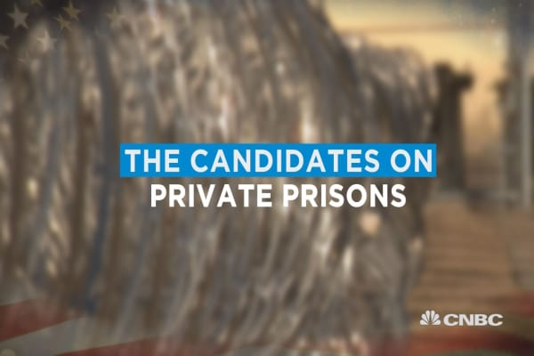 Hillary's prison blues: Can private incarceration be ended?