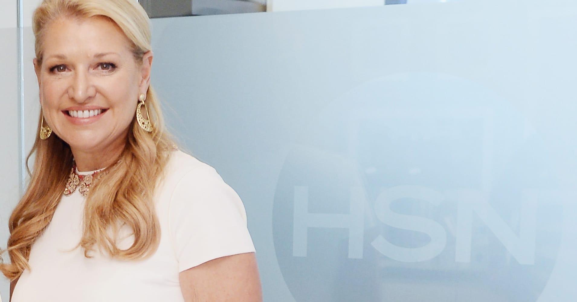 HSNi CEO Mindy Grossman