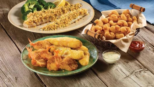 Old Country Buffet Files For Bankruptcy