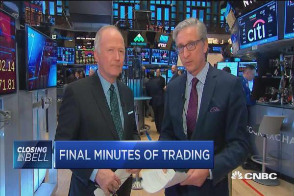 Pisani: Broader market damage fairly modest