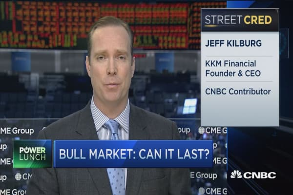 Can the bull market last?