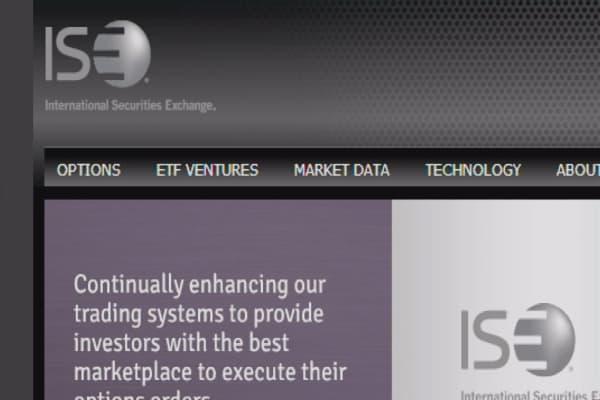Nasdaq buys ISE for $1.1B