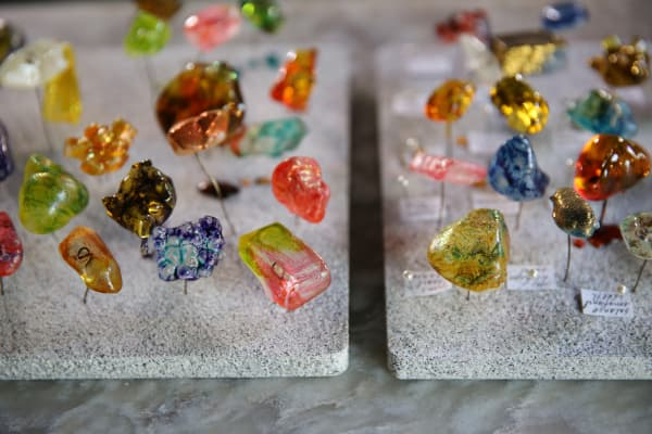 "Serial entrepreneur Maayan Zilberman is the creator of candy line ""Sweet Saba."" She's taken a high brow approach to candy-making with her luxury line including crystals, mixtapes, and sunglasses."