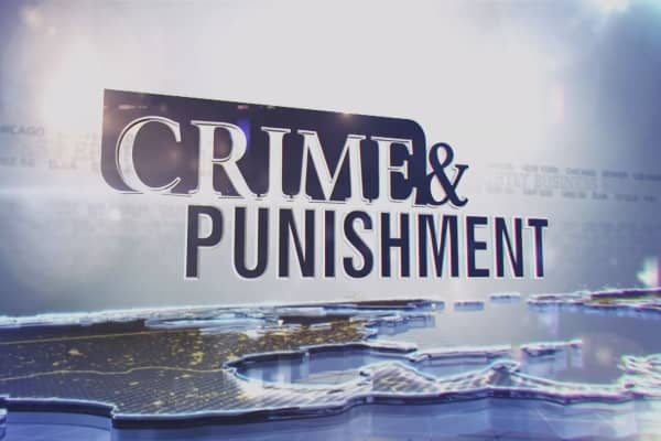 Crime & Punishment: The Dark Web