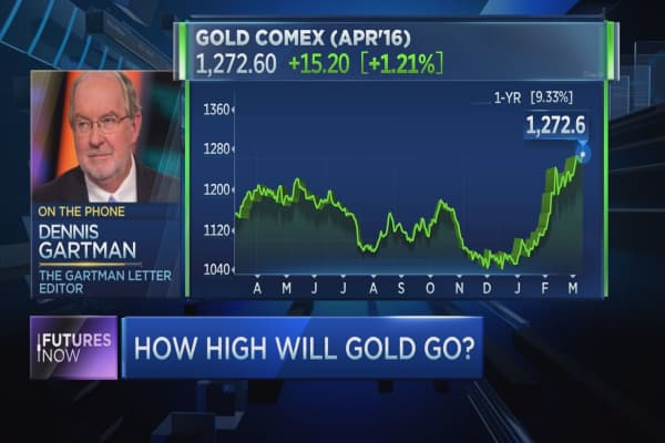 Gartman: The world is not coming to an end