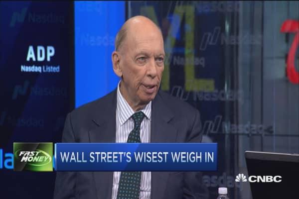 Byron Wien: Two major risks to the market