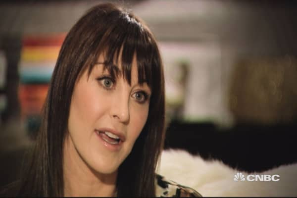 CNBC Meets: Tamara Mellon Part 1