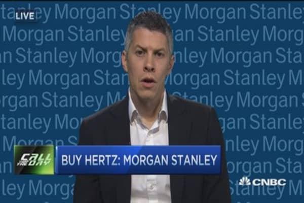 Buy Hertz Amp Tesla Morgan Stanley