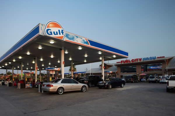 Gas City Car Show