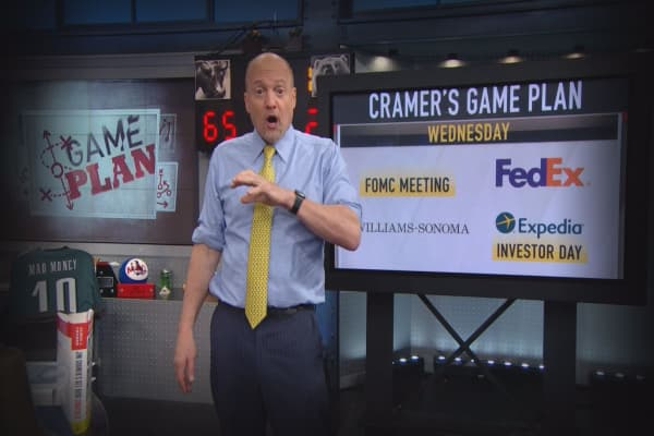 Cramer Remix: The trade of the week