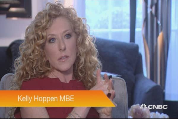 CNBC Meets Kelly Hoppen: Part 1