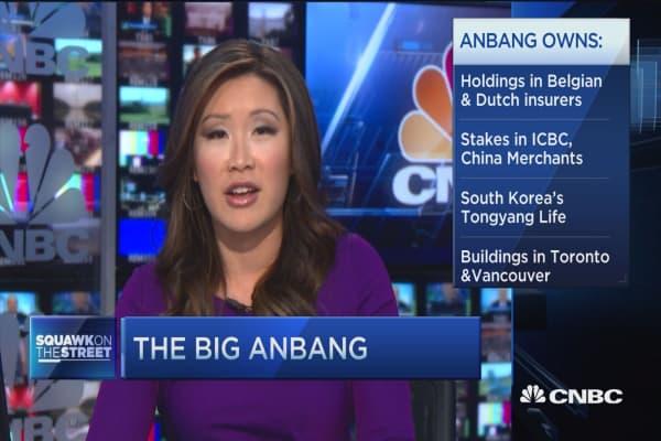 The big Anbang
