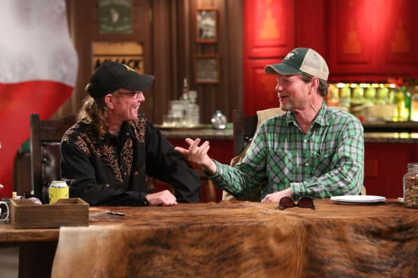 """Wayne """"Butch"""" Gilliam and Michael """"Rooster"""" McConaughey from CNBC's West Texas Investors Club."""
