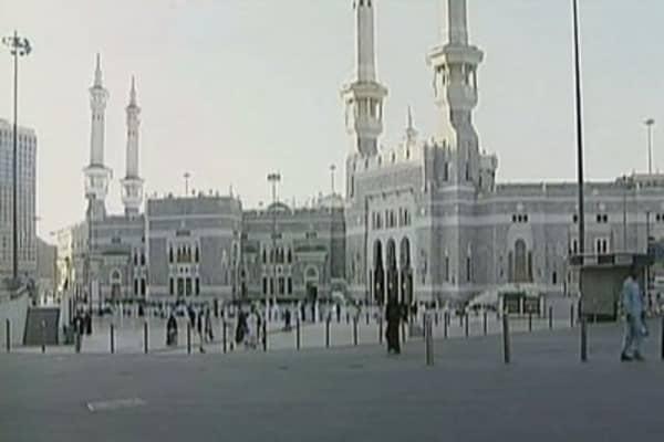 Moody's warns of Saudi Arabia's rising 'credit risk'